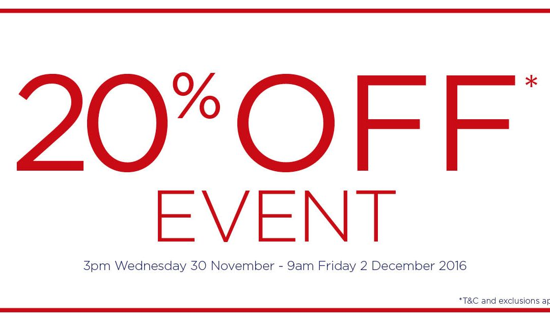 20% off with Neal's Yard