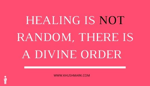 HEALING or SUPPRESSING?